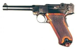 9mm luger ammo shtf gun