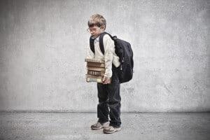 Survival backpack for kids