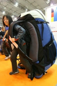 Is your bug out bag backpack the right size?