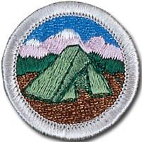 camping merit badge