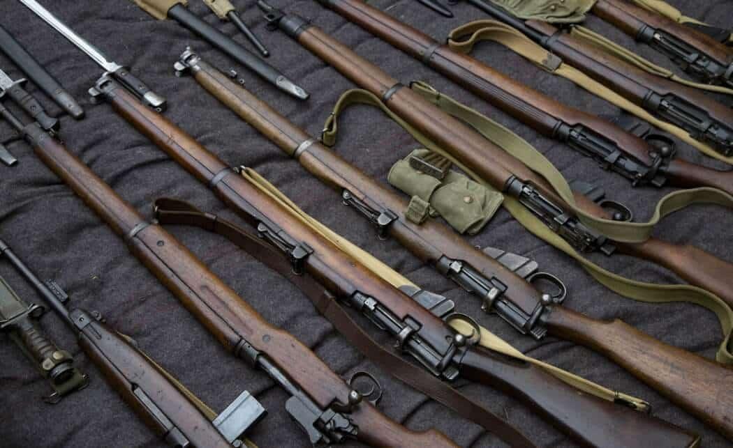 best gun home security