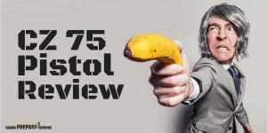 CZ 75 Pistol Review