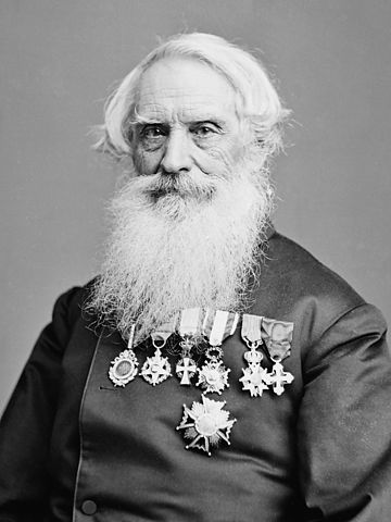 Samuel Morse inventor telegraph morse code