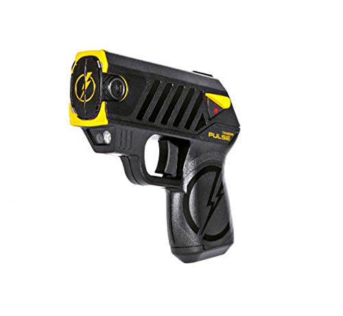 Taser Pulse less than lethal electric ranged stun gun self defense weapon