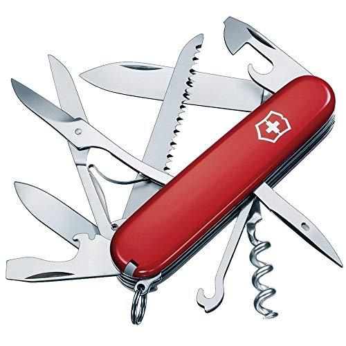 Victorinox Huntsman good choice swiss army knife for EDC bag