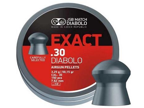 What is a diabolo pellet advantage disadvantage good for types shapes