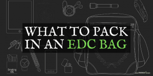 What to Pack in an EDC Bag_ Essential Items, Tools, & Gear to Carry Every Day