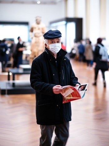 When to wear surgical mask out in public to protect yourself others from disease