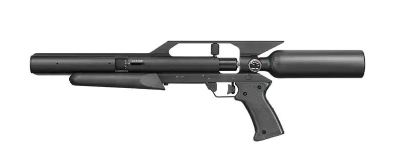 AirForce TalonP Spin Loc Pellet Pistol PCP most powerful air pistol