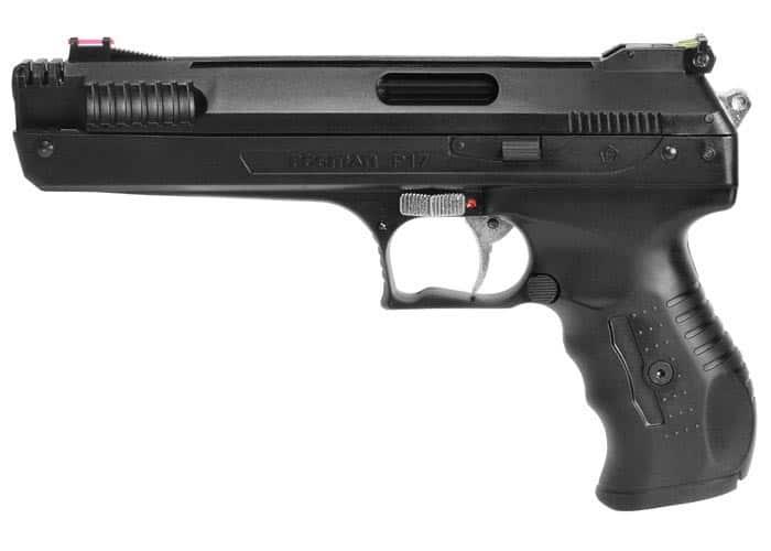 Beeman P17 best cheap budget air pistol still quality will not fall apart