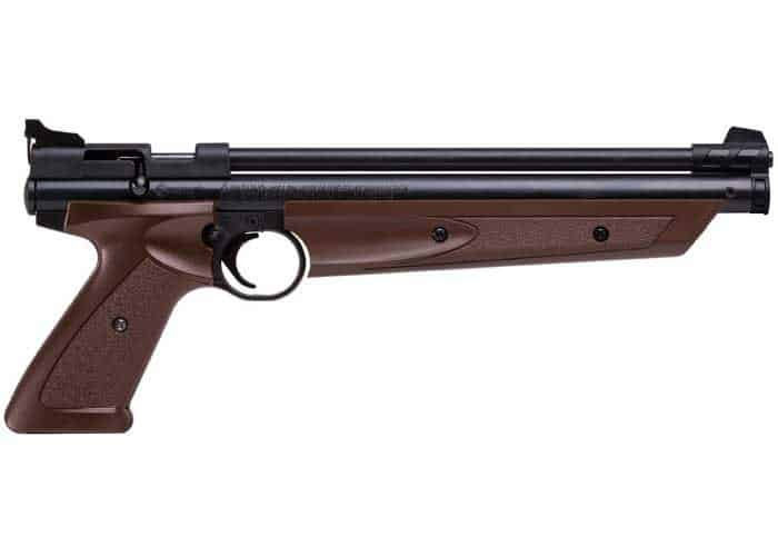 Crosman 1377 overall best air pistol for the money high value accurate choice